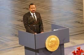 Abiy Ahmed's Nobel Peace Prize