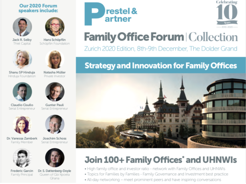 Prestel & Partner Forum Image